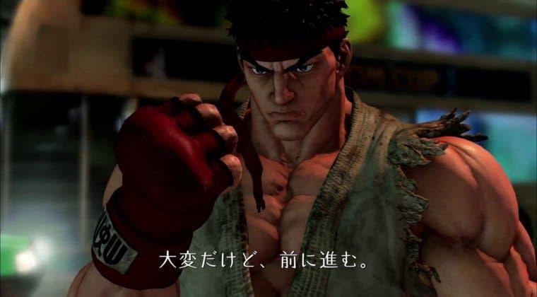 Imagen de Nuevo gameplay de Street Fighter V en la PlayStation Experience