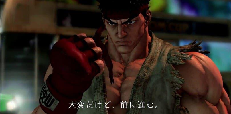 Nuevo gameplay de Street Fighter V en la PlayStation Experience