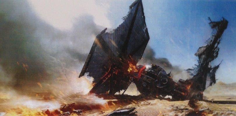 Muchos nuevos detalles e imágenes conceptuales de Star Wars VII