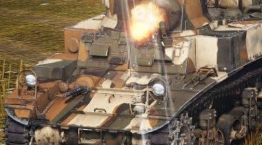 Imagen de Ya disponible la actualización 1.45 para War Thunder