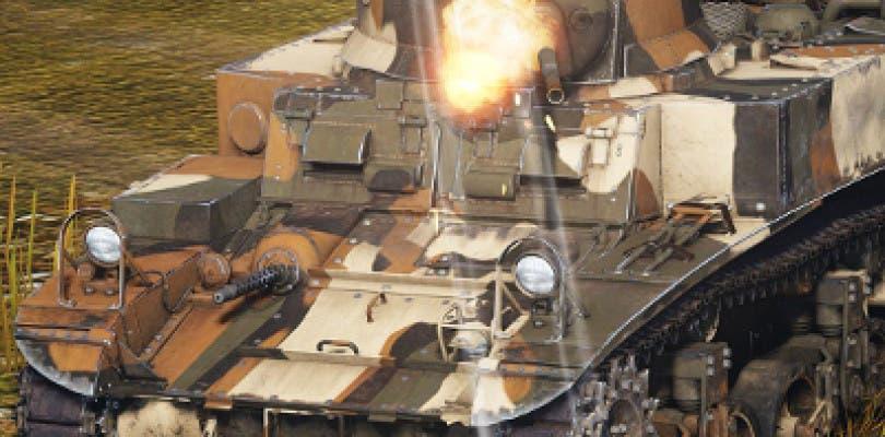 Ya disponible la actualización 1.45 para War Thunder