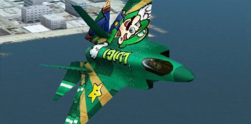 Namco bandai añade aviones desbloqueables con Amiibo en Ace Combat: Assault Horizon Legacy Plus
