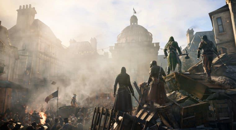 Imagen de Ya disponible el cuarto parche de Assassin's Creed Unity