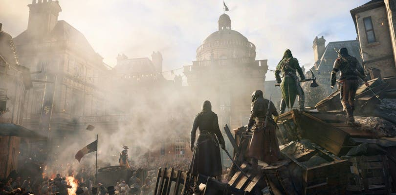 Ya disponible el cuarto parche de Assassin's Creed Unity