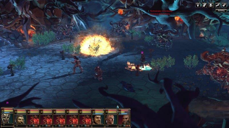 Imagen de Nuevo gameplay de Blackguards 2