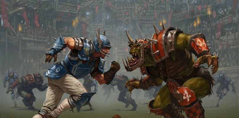 Nuevo vídeo de Blood Bowl 2