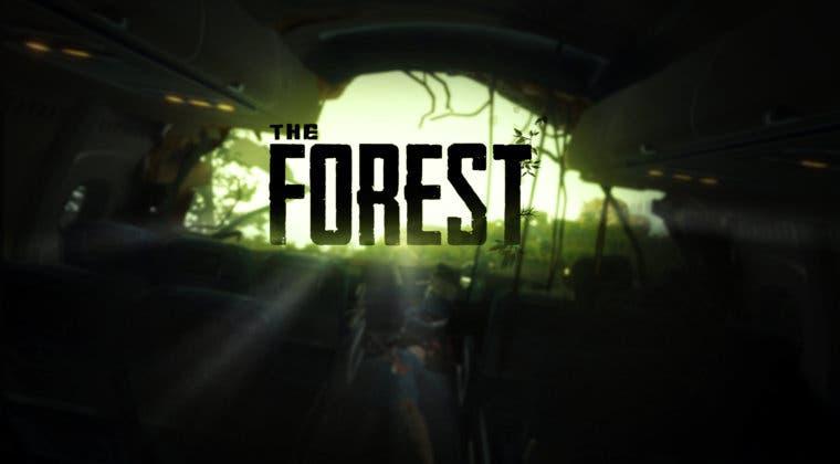 Imagen de The Forest saldrá en PlayStation 4