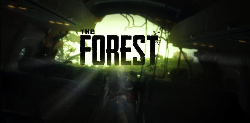 The Forest saldrá en PlayStation 4