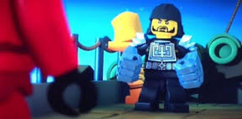LEGO Ninjago llegará a Nintendo 3DS y PlayStation Vita