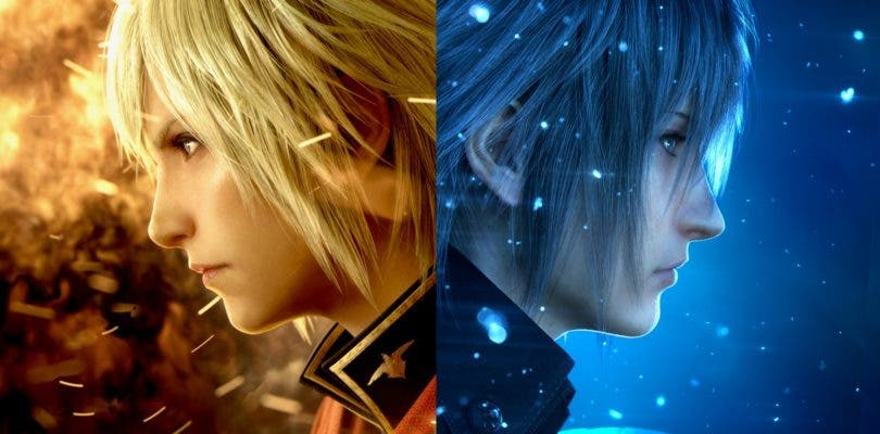 Nuevas imágenes de Final Fantasy XV y Final Fantasy Type-0 HD