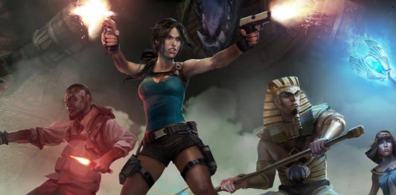 Square Enix ha registrado Lara Croft: Relic Run