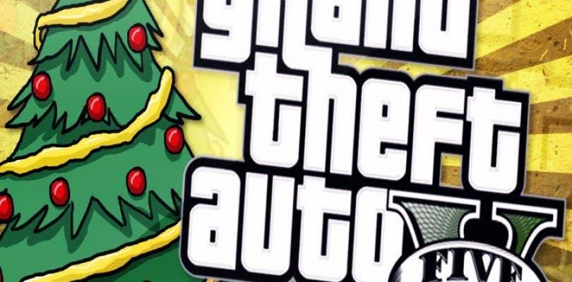 Ya está disponible la actualización navideña de Grand Theft Auto Online