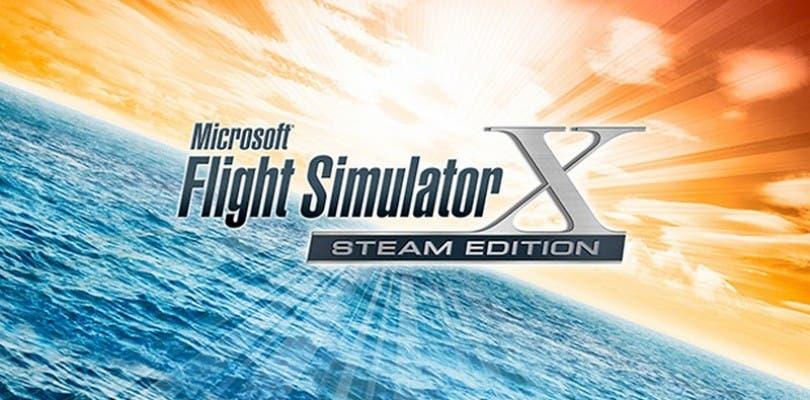 Microsoft Flight Simulator X llegará a Steam el 18 de diciembre