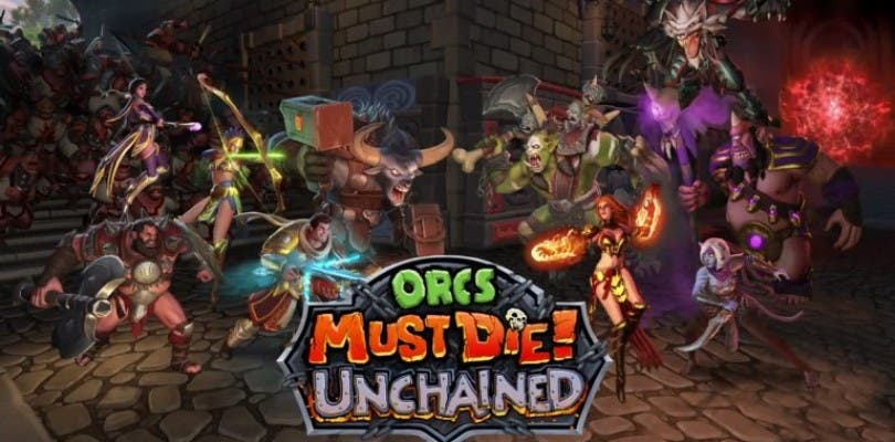 Orcs Must Die Unchained anunciado para PlayStation 4