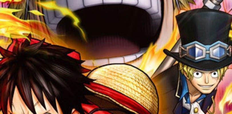 Habrá un modelo especial de PlayStation 4 dedicado a One Piece: Pirate Warriors 3