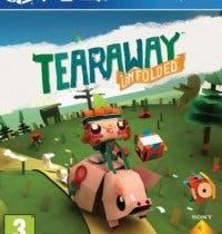 Imagen de Tearaway Unfolded nos muestra como se implementa el mando de PlayStation 4