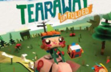 Tearaway Unfolded nos muestra como se implementa el mando de PlayStation 4