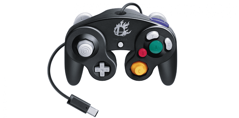 Más mandos y adaptadores de GameCube para Super Smash Bros. en producción