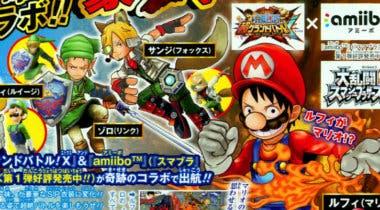 Imagen de Un tráiler de One Piece: Super Grand Battle! X muestra el soporte de amiibo