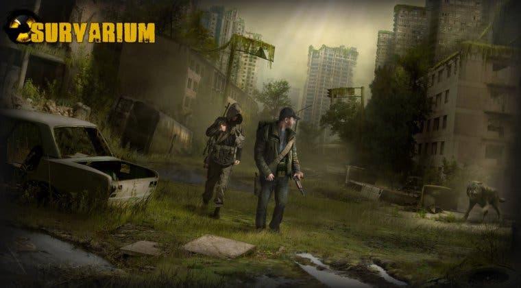 Imagen de Survarium, el MMOFPS Free to Play de los creadores de STALKER anda muy cerca