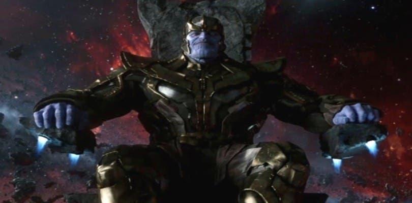 Thanos es el nuevo Papa Noel en el especial de Navidad de Marvel