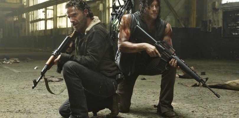 Primer tráiler del regreso de la quinta temporada de The Walking Dead