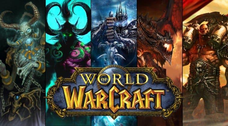 Imagen de Se filtran los detalles del parche 6.1 de World of Warcraft