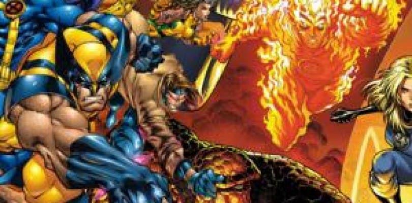 Fox podría estar preparando un crossover entre Los 4 Fantásticos y X-Men