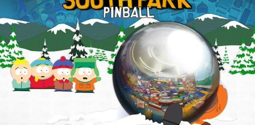 Zen Pinball 2 para Nintendo Wii U recibirá mesas de South Park