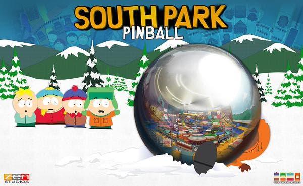 Zen Pinball 2 Para Nintendo Wii U Recibira Mesas De South Park