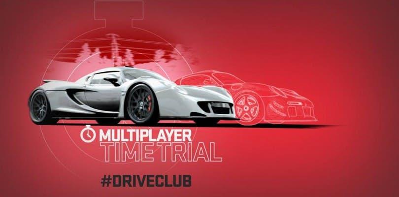 Un nuevo modo multijugador llega a Driveclub