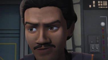 Imagen de Lando Calrissian aparecerá en Star Wars Rebels con la voz del mismo actor de las películas