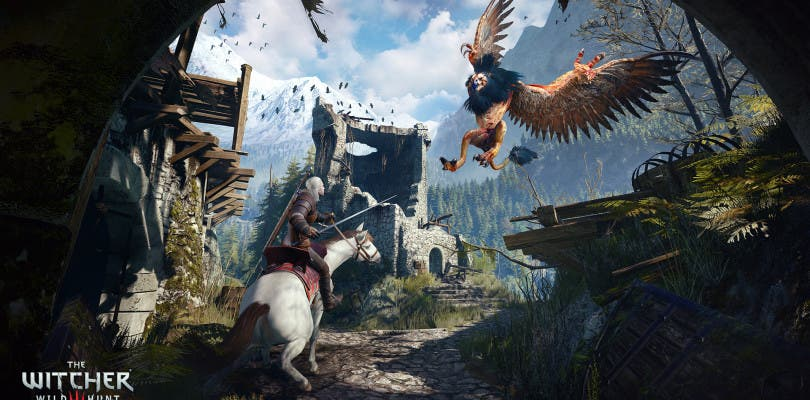 Se desvela el mapa completo de The Witcher 3: Wild Hunt