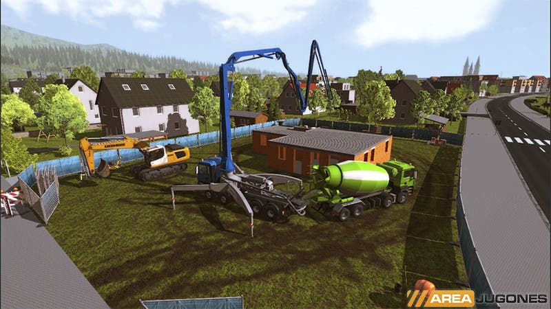 Construction Simulator 2015-2