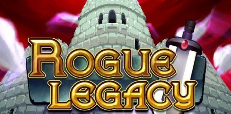 Rogue Legacy se actualiza por primera vez en años y añade español a sus idiomas