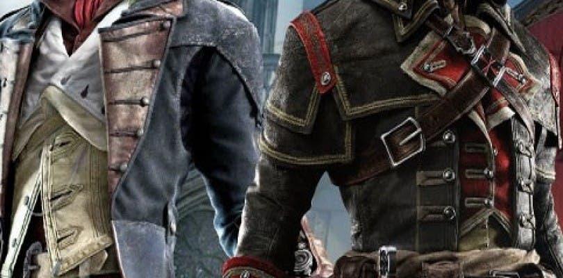 Assassin's Creed: Unity vende 4 millones y Assassin's Creed: Rogue un millón
