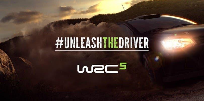 Anunciado WRC 5 para consolas de nueva y pasada generación