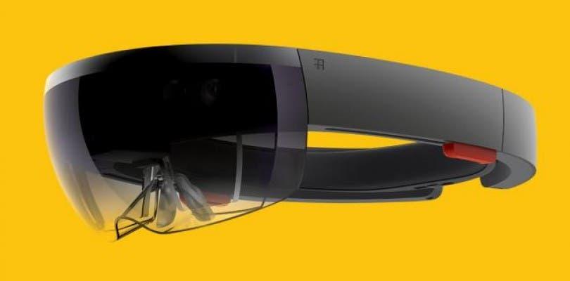 Microsoft ya tiene con Hololens sus gafas de realidad virtual