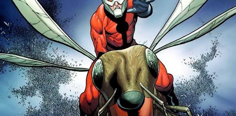Primera imagen oficial del villano de Ant-Man