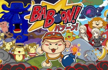 Baboon!, el primer videojuego vasco para PlayStation Vita, llegará el 28 de enero