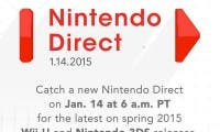 Anunciado un nuevo Nintendo Direct para mañana 14 de enero