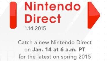 Imagen de Anunciado un nuevo Nintendo Direct para mañana 14 de enero