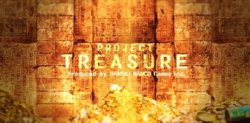 KOS-MOS de Xenosaga podría aparecer en Project Treasure para Wii U