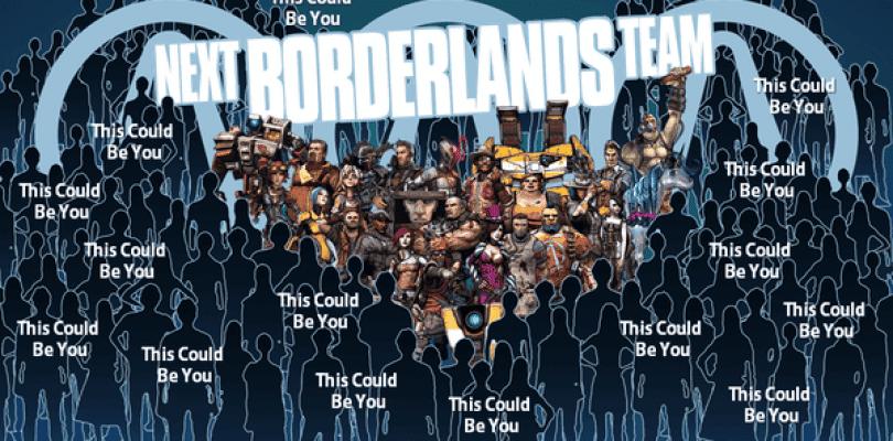 Se busca personal para desarrollar un nuevo Borderlands
