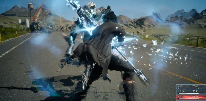 Hajime Tabata quiere un lanzamiento simultáneo de Final Fantasy XV