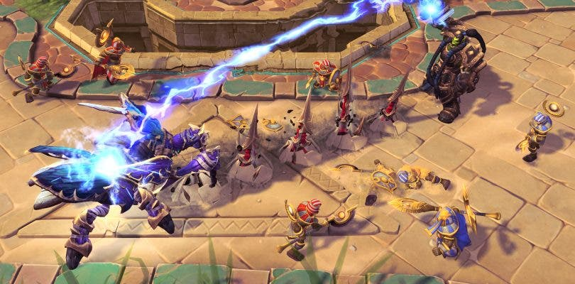 Los personajes de Heroes of the Storm estarán gratis temporalmente