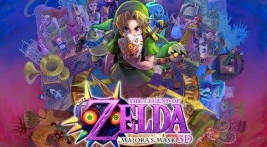Imagen de Avance The Legend Of Zelda: Majora´s Mask 3D