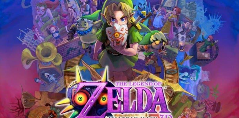 Eiji Aonuma y Koji Kondo hablan de The Legend of Zelda: Majora's Mask