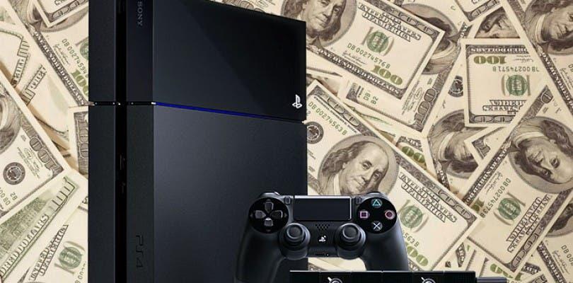 Pagan 450 AUD por una caja de PlayStation 4