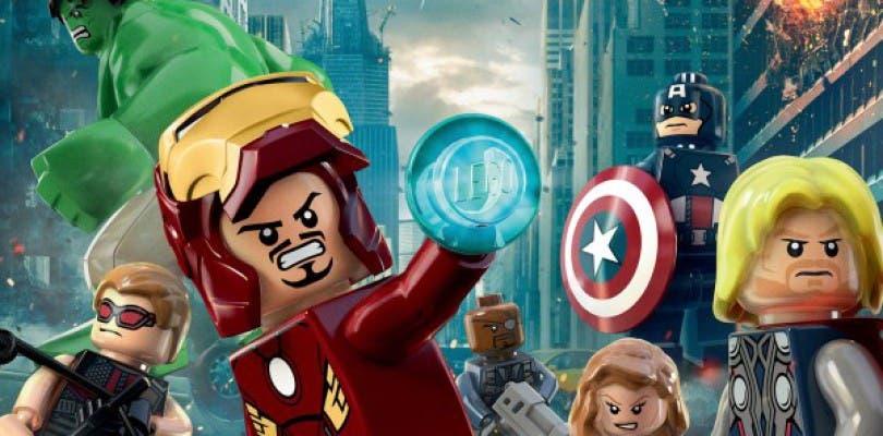 LEGO Marvel's Avengers se retrasa hasta enero de 2016